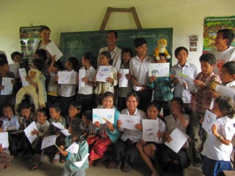 awareness schoolchildren